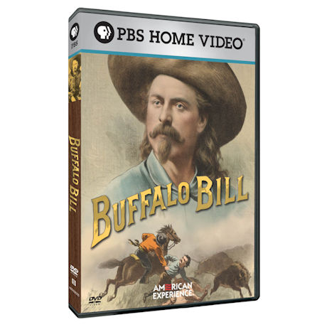 American Experience: Buffalo Bill DVD