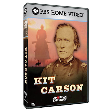American Experience: Kit Carson DVD