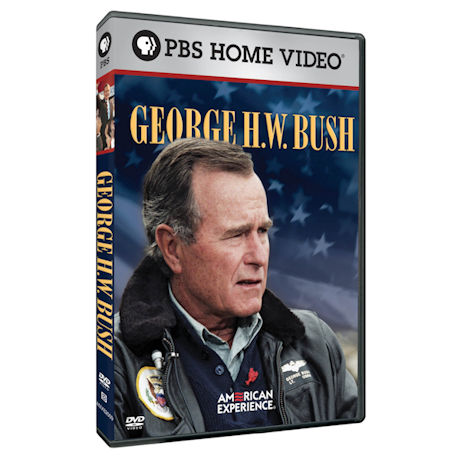 American Experience: George H.W. Bush DVD & Blu-ray