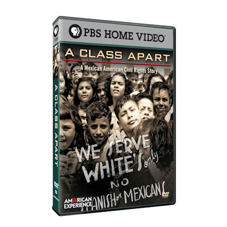 American Experience: A Class Apart DVD