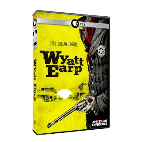 American Experience: Wyatt Earp DVD