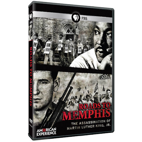 American Experience: Roads to Memphis DVD