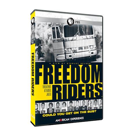 American Experience: Freedom Riders  DVD & Blu-ray