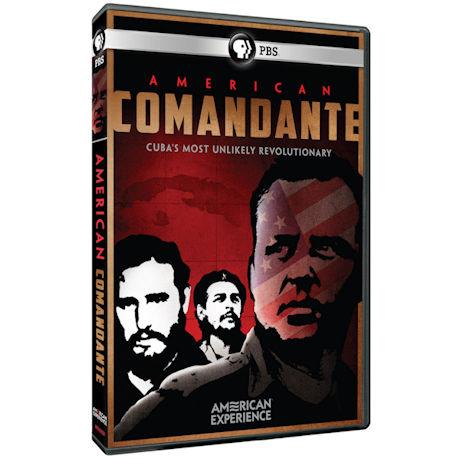 American Experience: American Comandante DVD