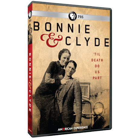 American Experience: Bonnie & Clyde DVD