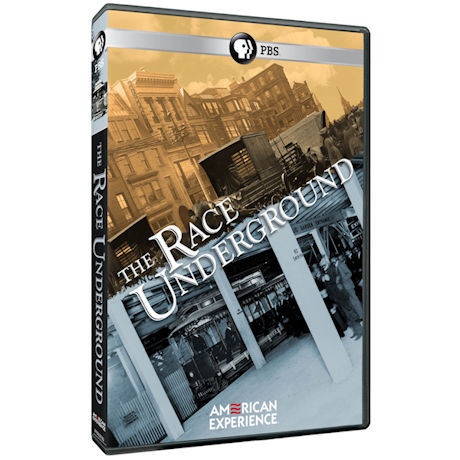 American Experience: The Race Underground DVD