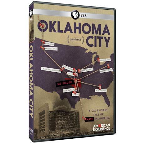 American Experience: Oklahoma City DVD