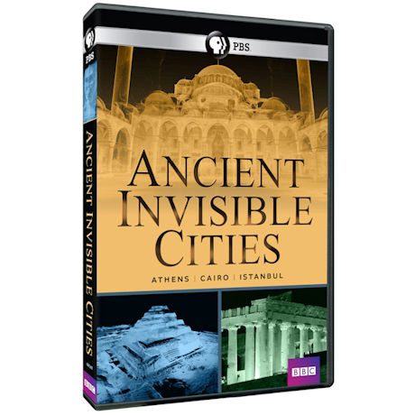 Ancient Invisible Cities DVD