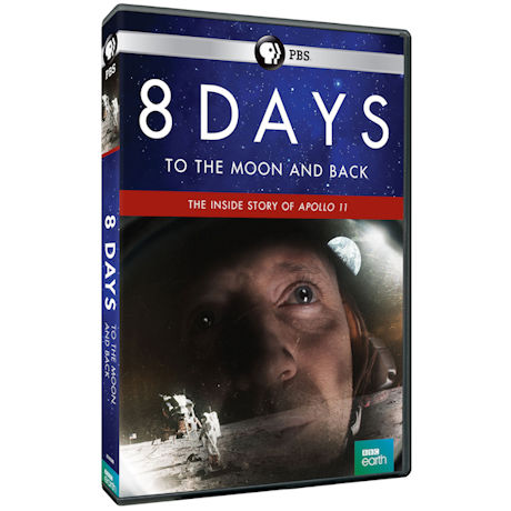 8 Days: To The Moon and Back DVD
