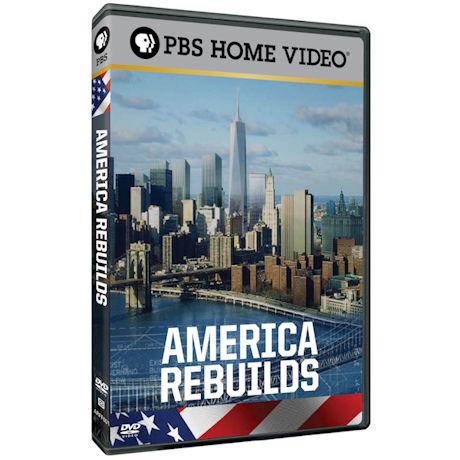 America Rebuilds II: Return to Ground Zero DVD Includes America Rebuilds I: A Year at Ground Zero