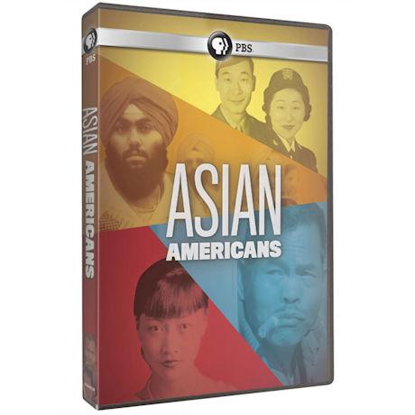Asian Americans DVD