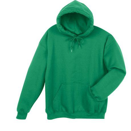 Irish Green Pullover Hoodie