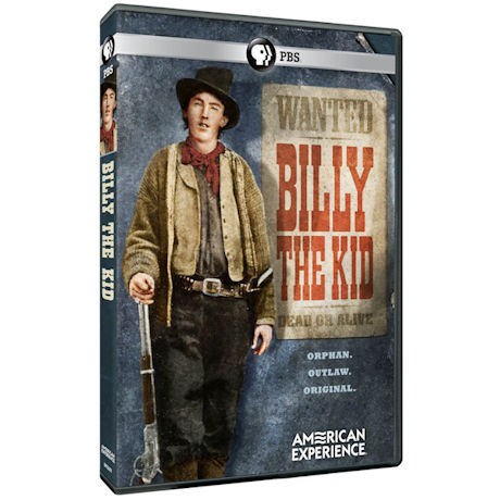 American Experience: Billy the Kid DVD