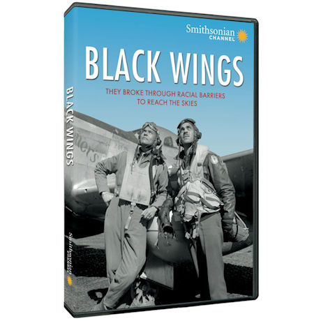 Smithsonian: Black Wings DVD