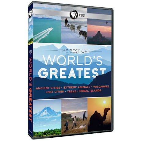 The Best of World's Greatest DVD