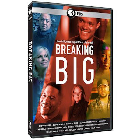 Breaking Big DVD