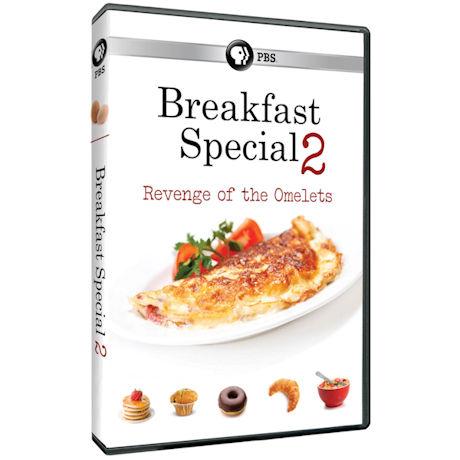Breakfast Special 2: Revenge of the Omelets DVD