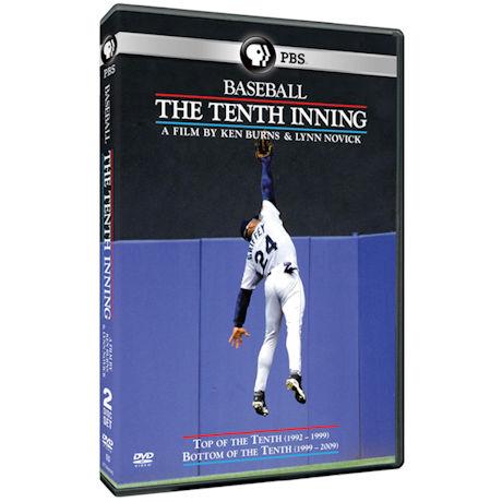 Baseball: The Tenth Inning, A Film By Ken Burns and Lynn Novick DVD
