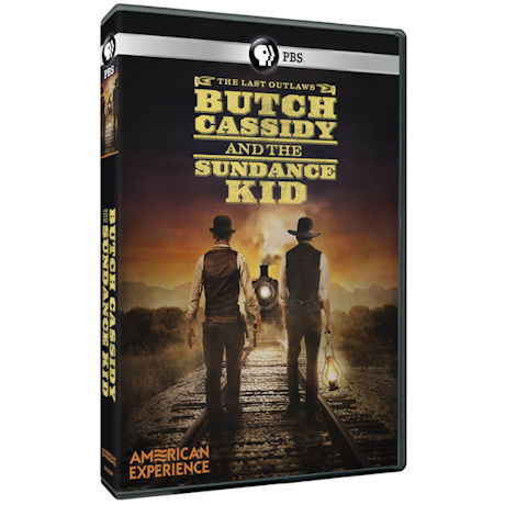 American Experience: Butch Cassidy and the Sundance Kid DVD