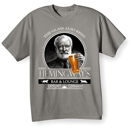 Hemingway's Bar & Lounge - Erfurt, Germany T-Shirts