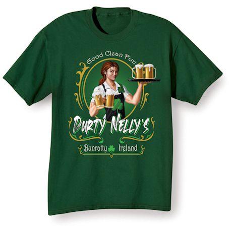 Durty Nelly's - Bunratty, Ireland