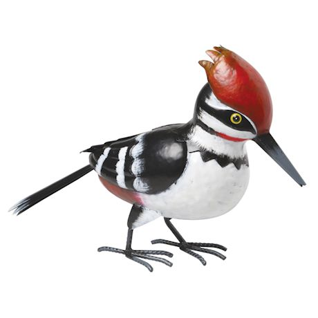 Woodpecker Outdoor Statue