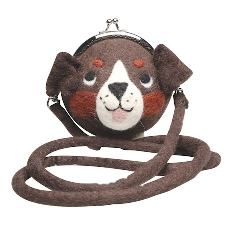 Parker Pup Wild Woolie Bag