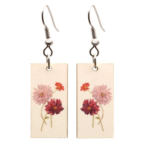 Botanical Prints Earrings