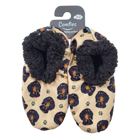 Dog Breed Slippers