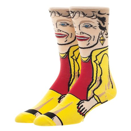 Golden Girl Character Socks