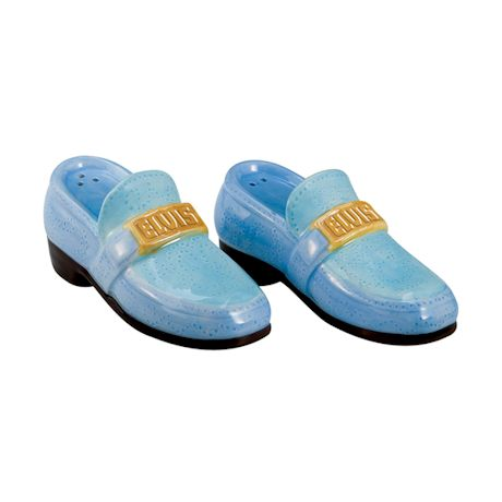 Blue Suede Shoes S&P Shakers