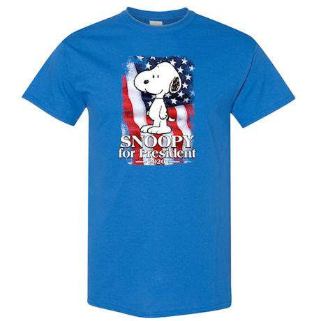 Snoopy For President T-Shirt