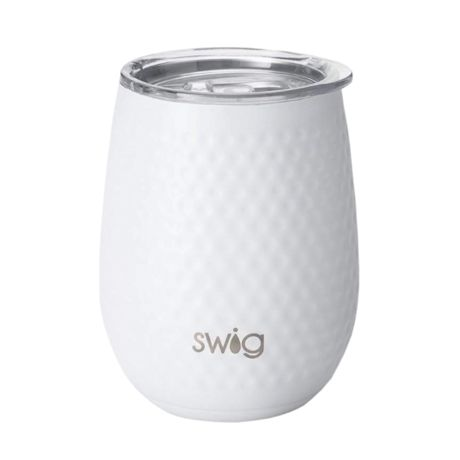 Golf Ball Swig Drinkware - Stemless Cup