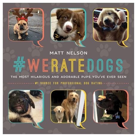 #We Rate Dogs