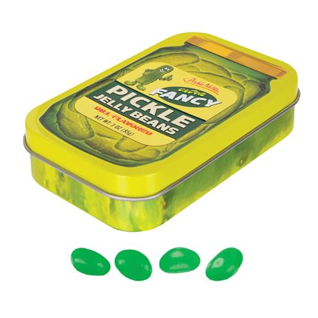 Pickle Jellybeans Food Candy - set of 2