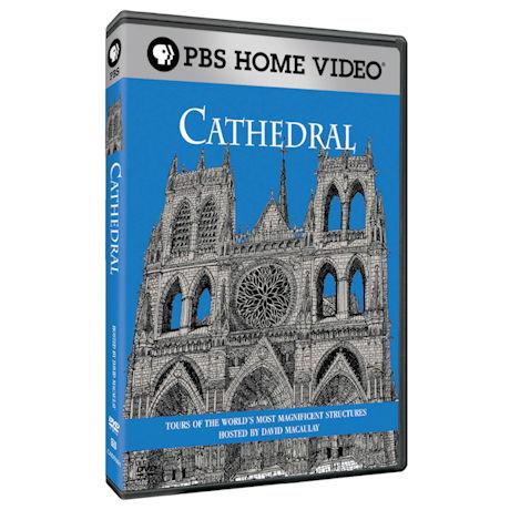 David Macaulay: Cathedral DVD