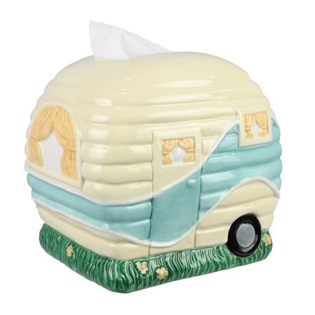 Trailer Tissue Box