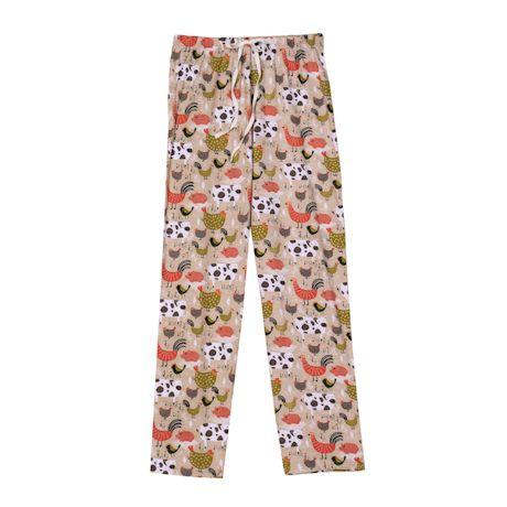 Farm Animal Pajama Pants
