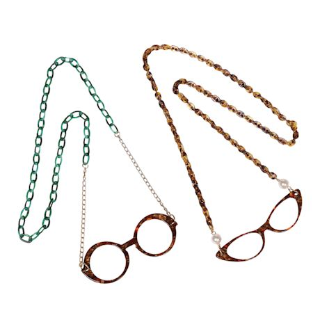 Magnifying Glasses Necklace