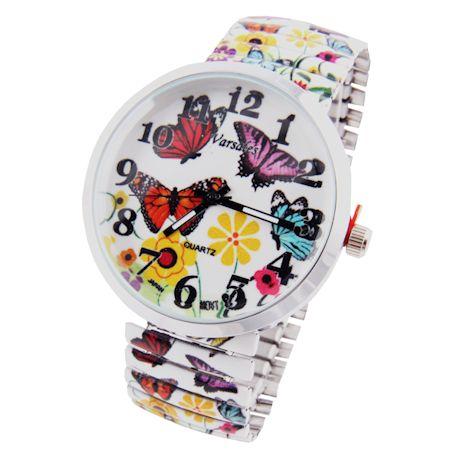 Butterfly Stretch Watch