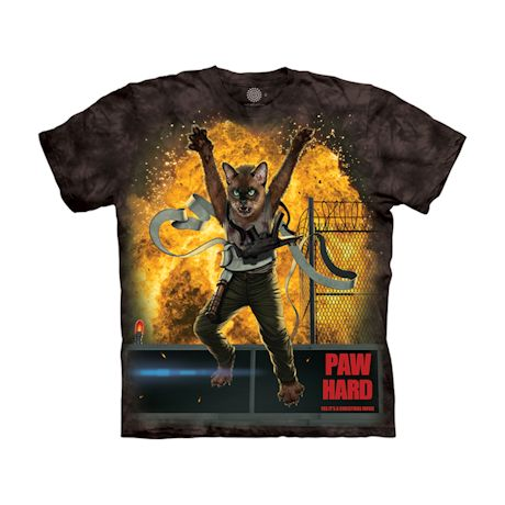 Paw Hard Parody T-Shirts