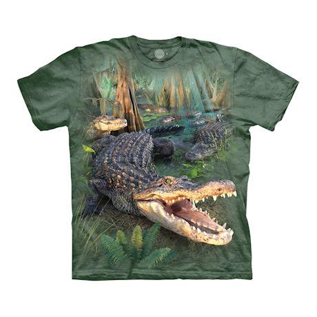 Crocodile Swamp T-Shirt