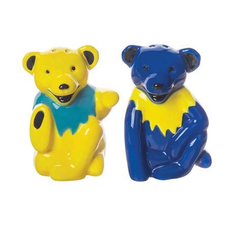 Grateful Dead Bears Shakers