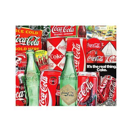 Coca-Cola 1000 Piece Puzzle