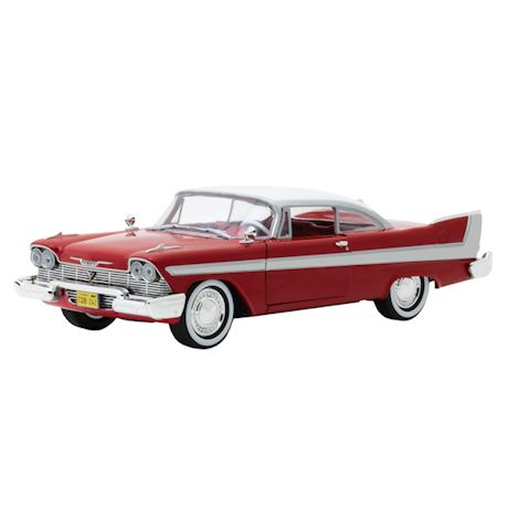 Christine Plymouth Fury Die-Cast Car