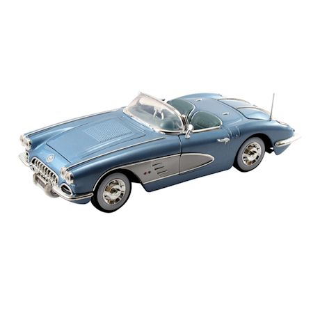 1958 Corvette Die-Cast Model