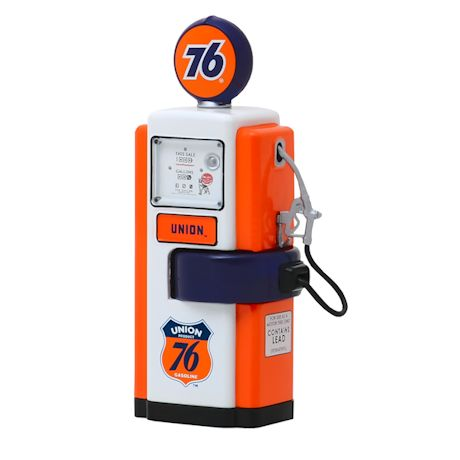 Vintage Gas Pumps Set Series 7