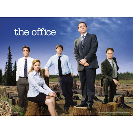 The Office Pop Culture 500 Piece Puzzles