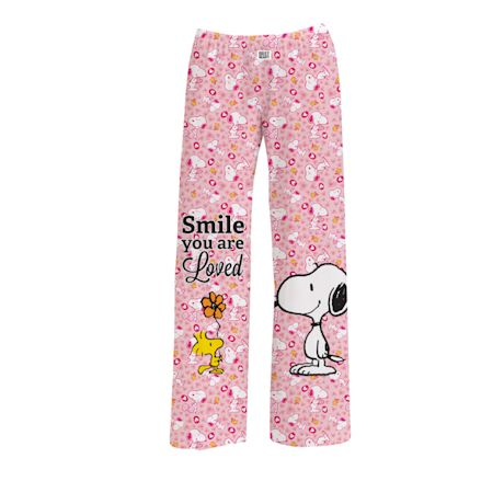 Peanuts You Are Loved Lounge Pants