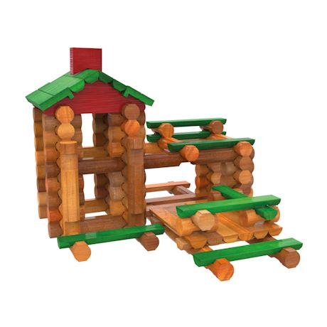 Lincoln Logs Classic Meetinghouse Set